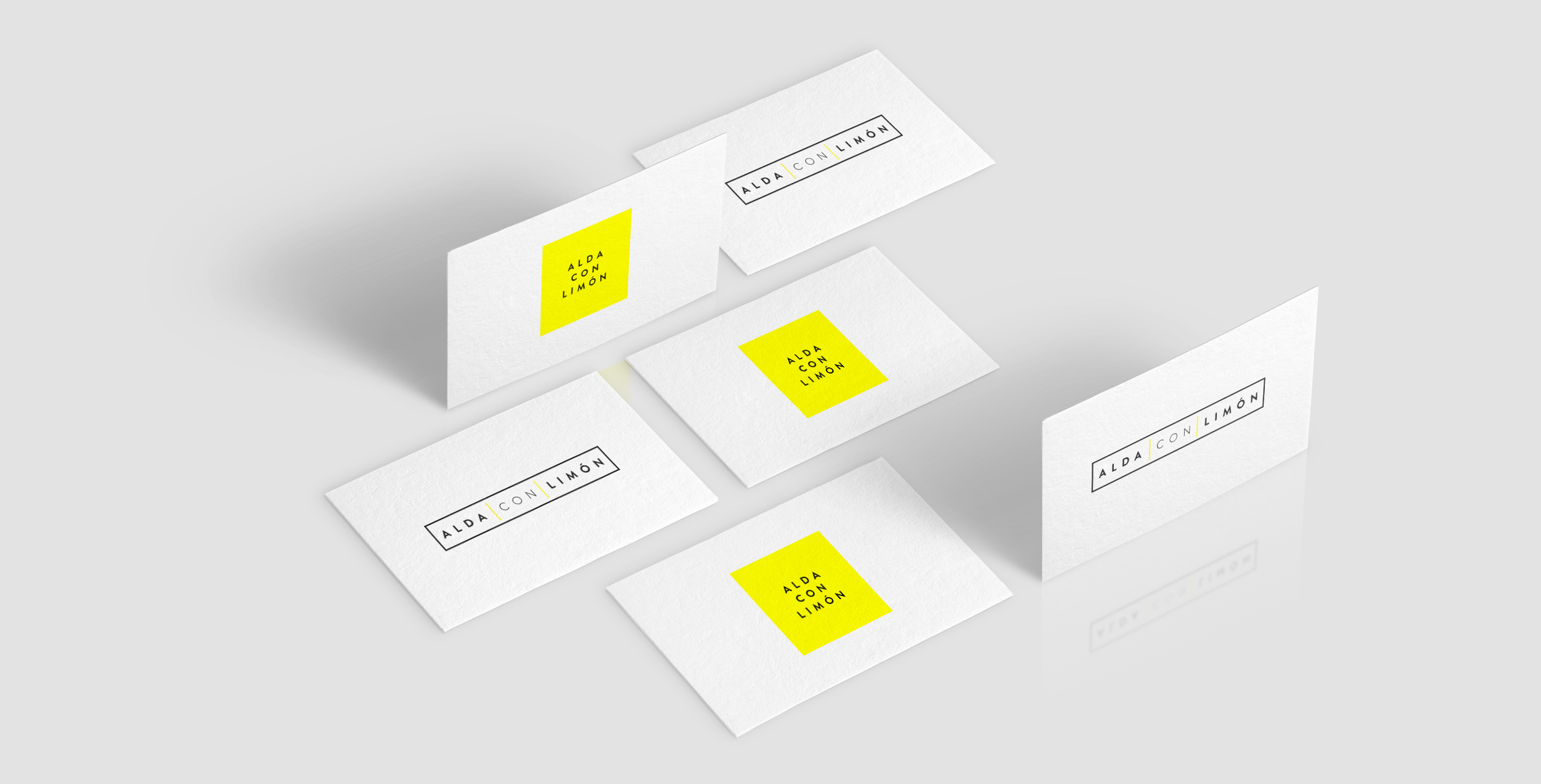 Alda con Limón Branding & Web Design Proyecto por The Woork Co