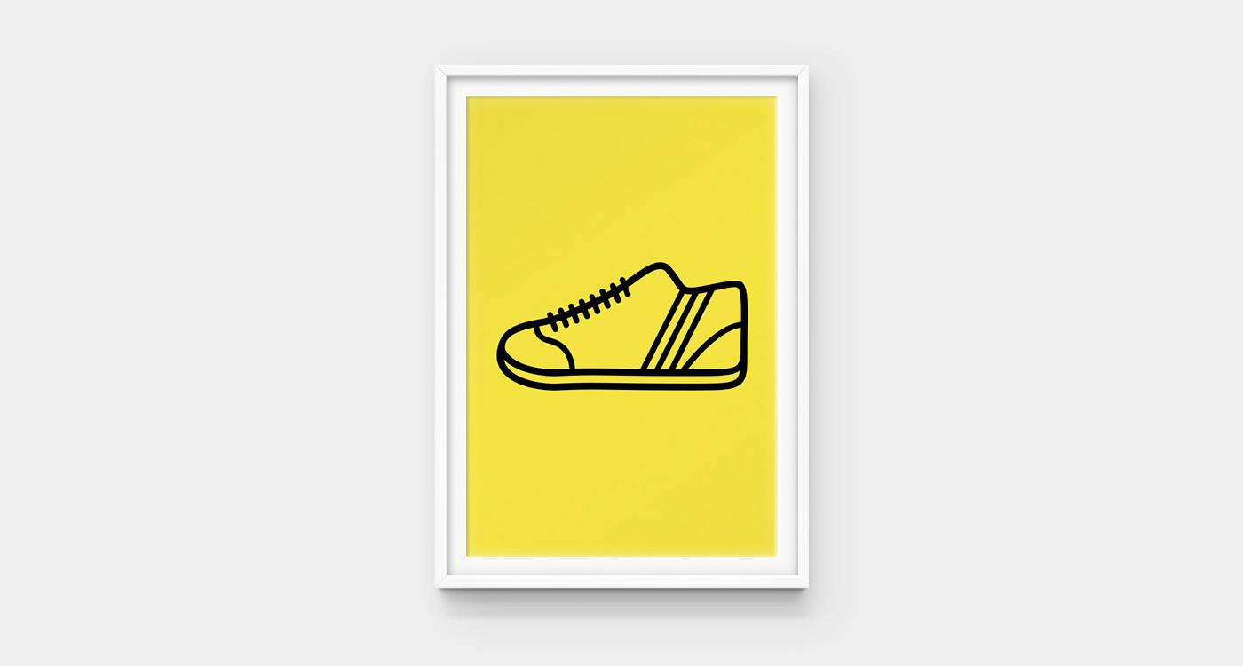 Boo Diseño de Iconos, Proyecto de The Woork Co