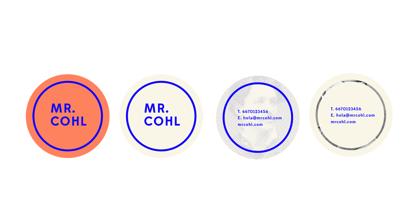 Mr. Cohl, Proyecto de Branding & Web Design por The Woork Co