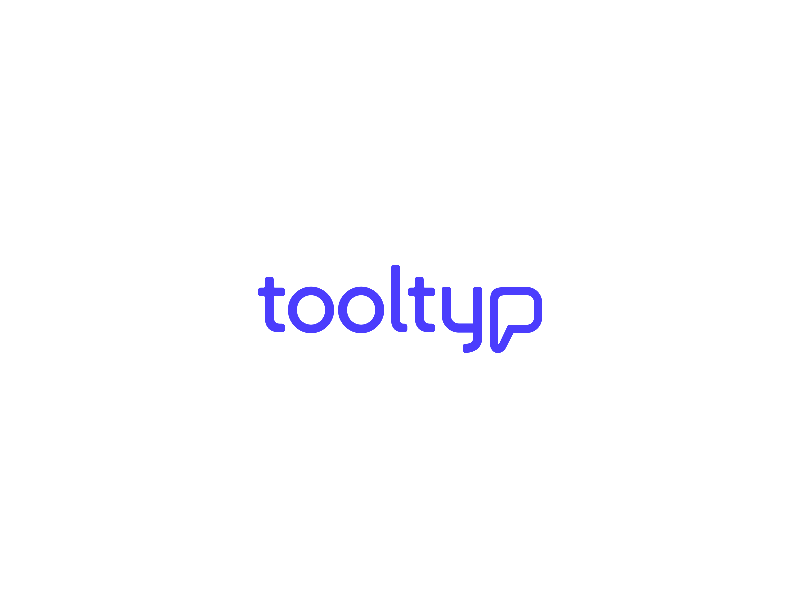 Tooltyp Rebranding by The Woork Co