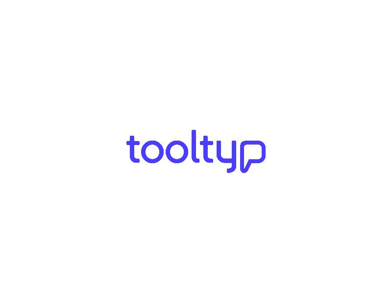 Tooltyp Rebranding by The Woork Co