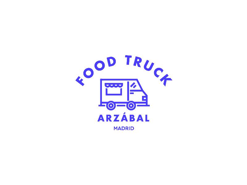 Arzábal Food Truck Branding by The Woork Co