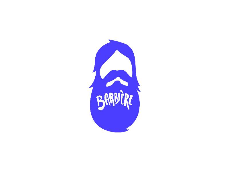 Barbière Branding by The Woork Co