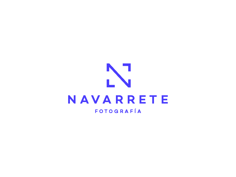 Navarrete Photography Branding by The Woork Co