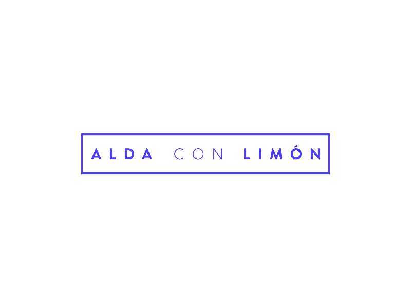 Alda con Limón Branding by The Woork Co