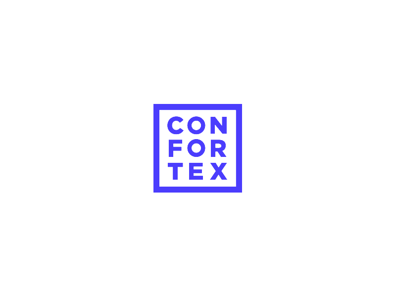 Confortex Rebranding by The Woork Co
