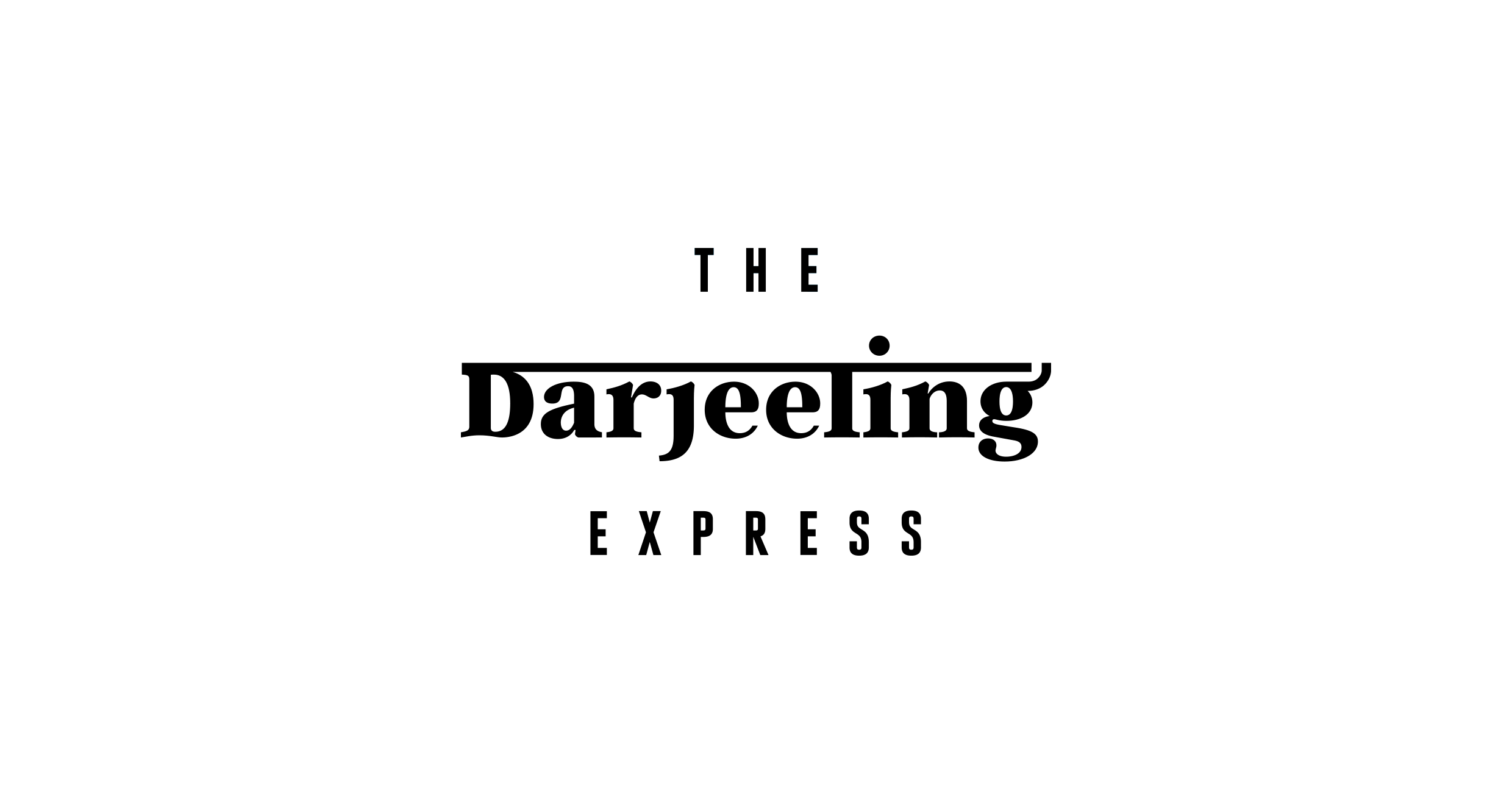 The Darjeeling Express Branding by The Woork Co