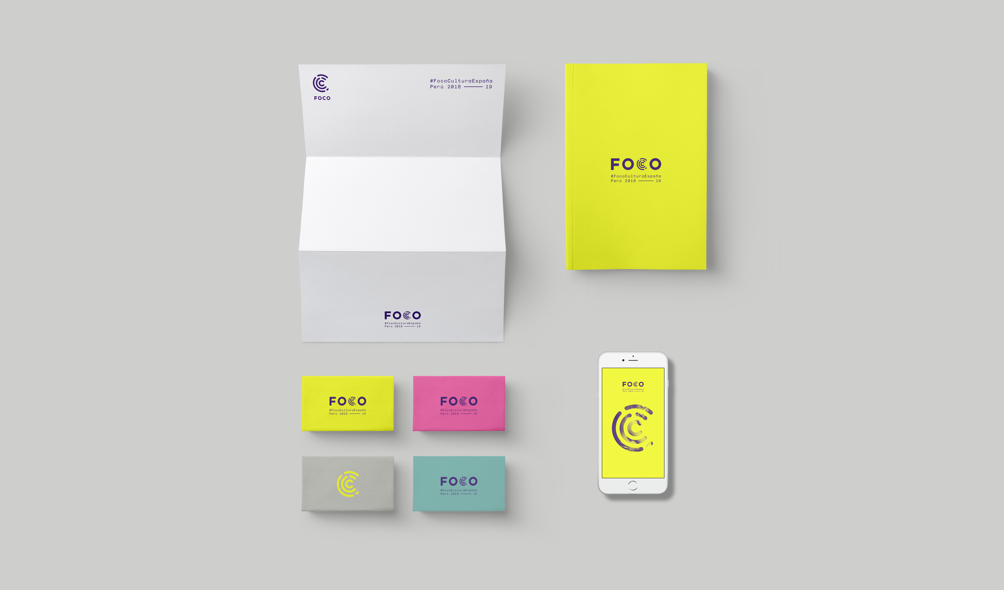 Foco Branding by The Woork Co