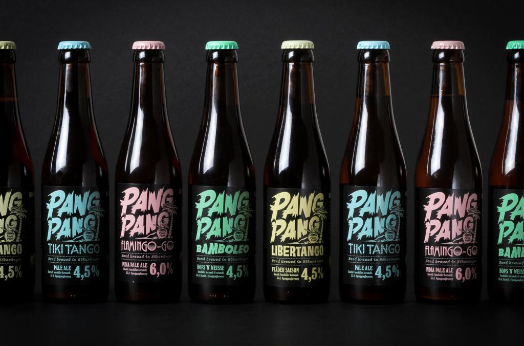 Pang Pang Beer