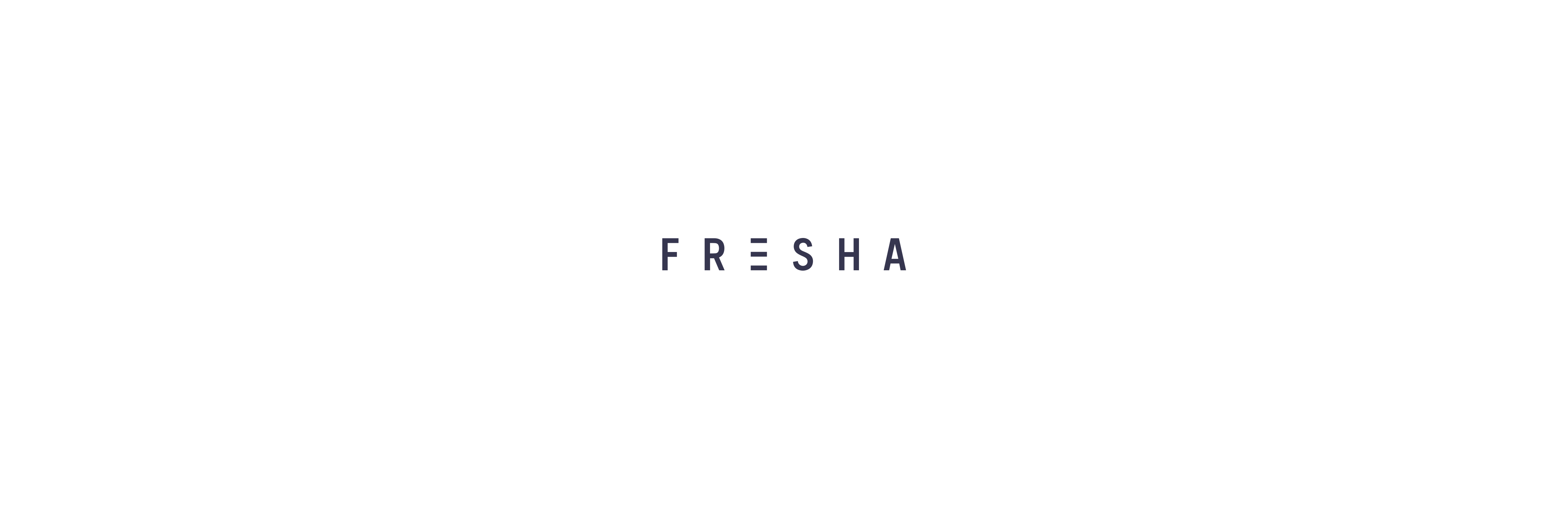 Fresha App Branding by The Woork Co