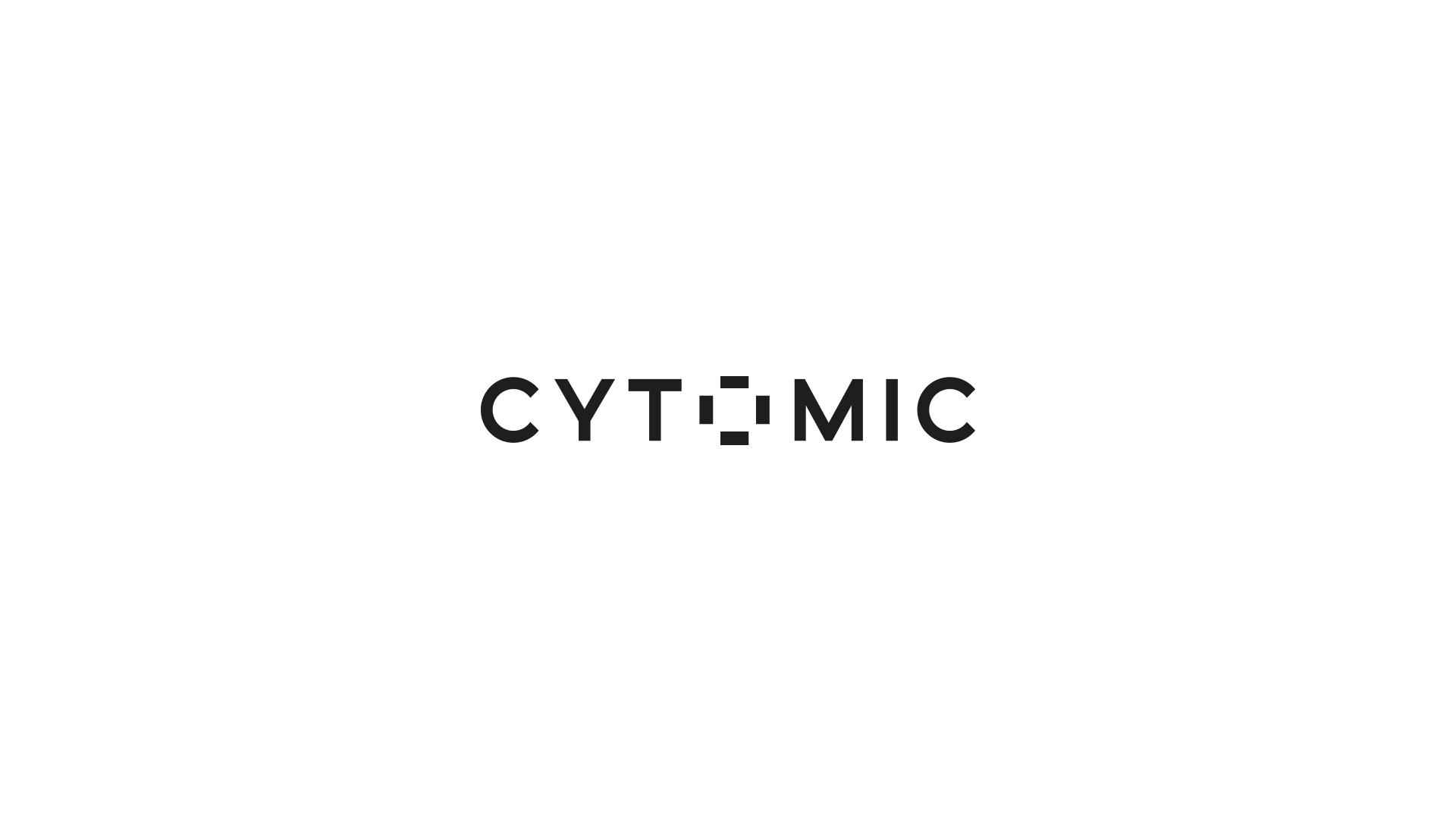 Cytomic Branding by The Woork Co