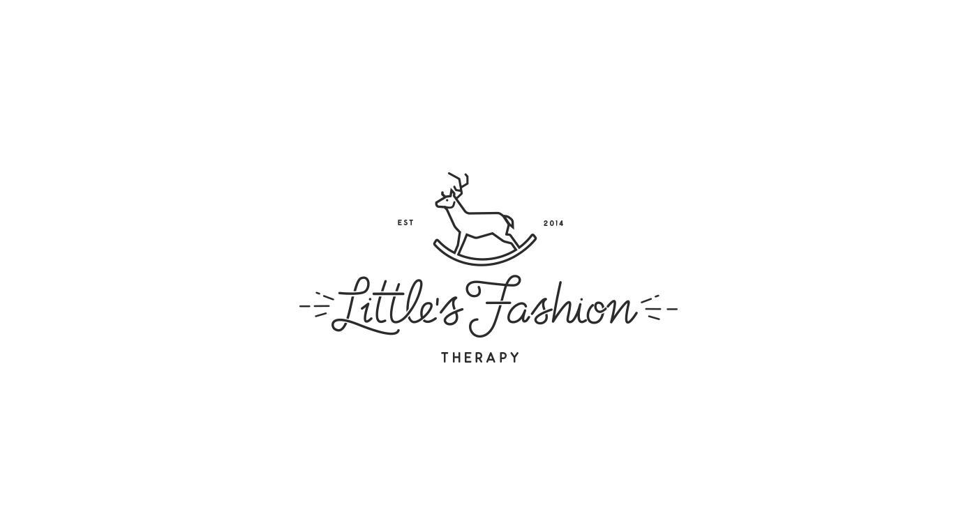Little's Fashion Therapy, proyecto de Branding, Fotografía y Diseño Web por The Woork Co