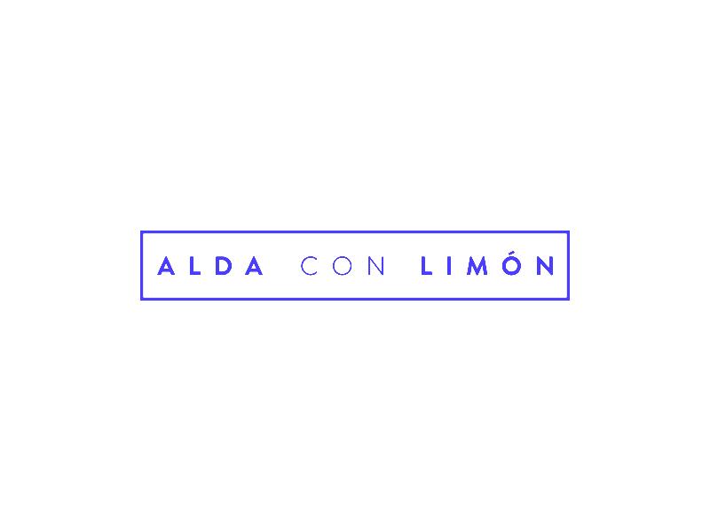 Alda con Limón Branding by The Woork Co