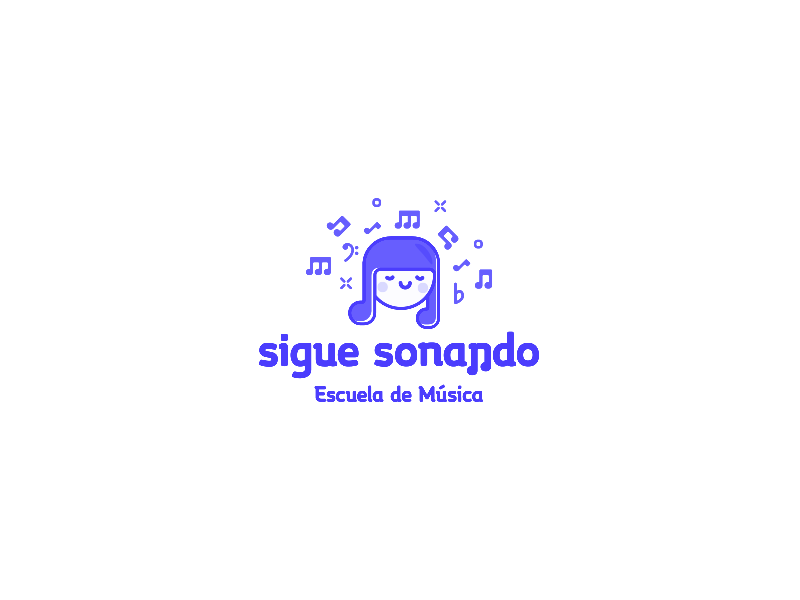 Sigue Sonando Branding by The Woork Co