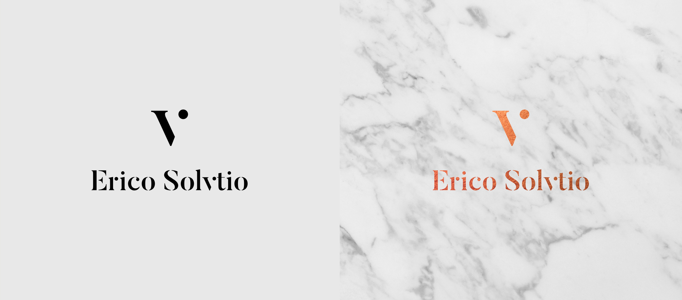 Erico Solvtio Branding by The Woork Co