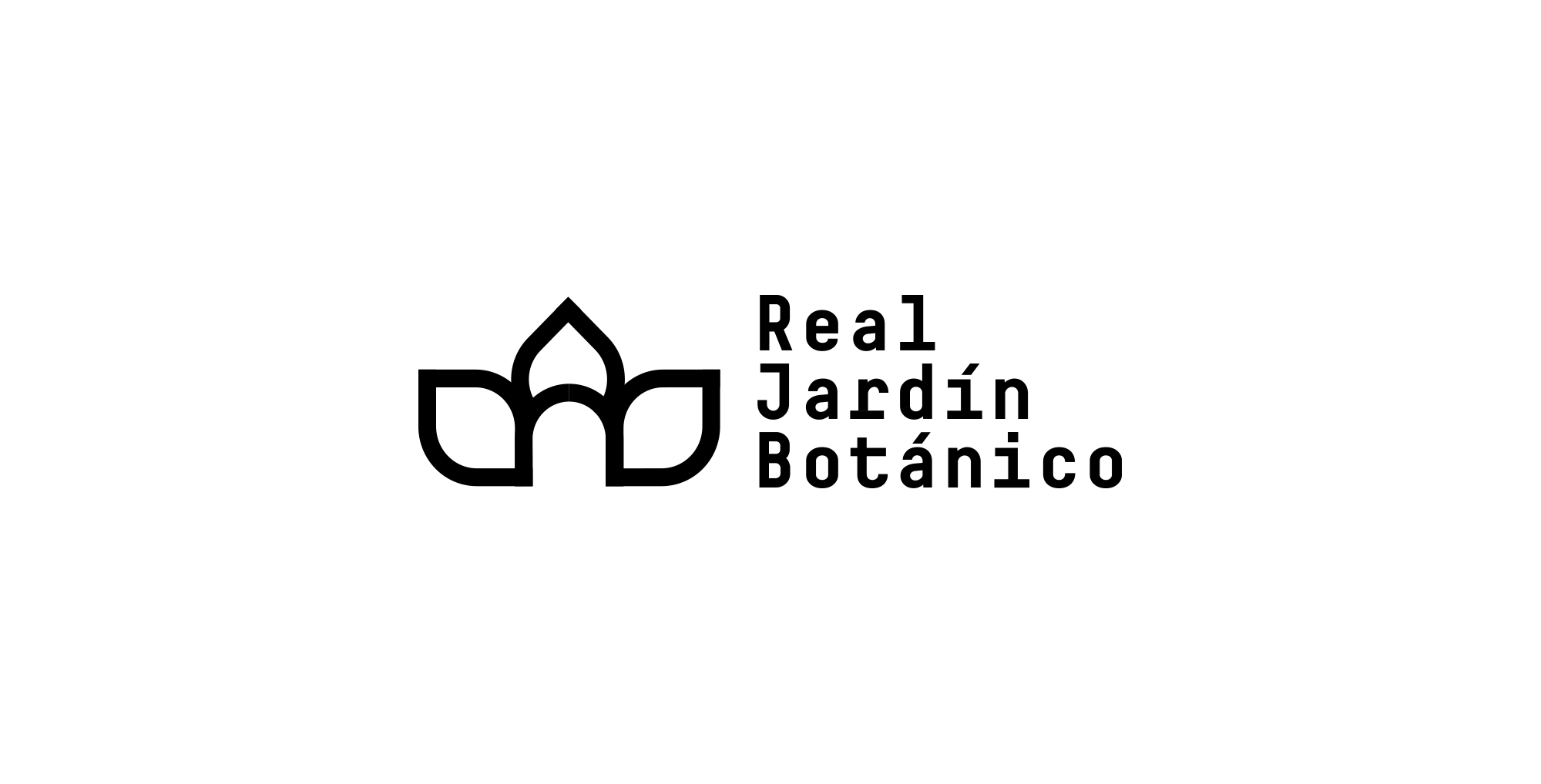 Real Jardín Botánico Branding by The Woork Co