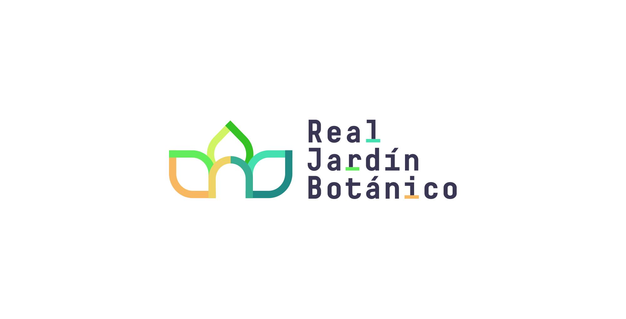 Real Jardín Botánico Branding by The Woork Co