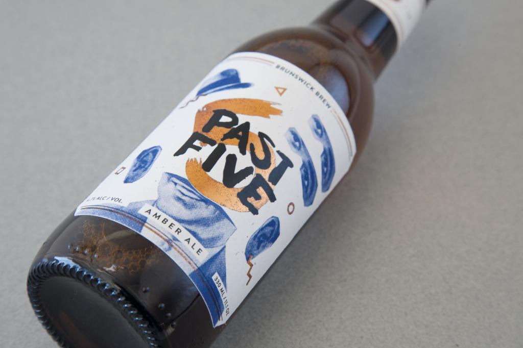 Past Five Beer
