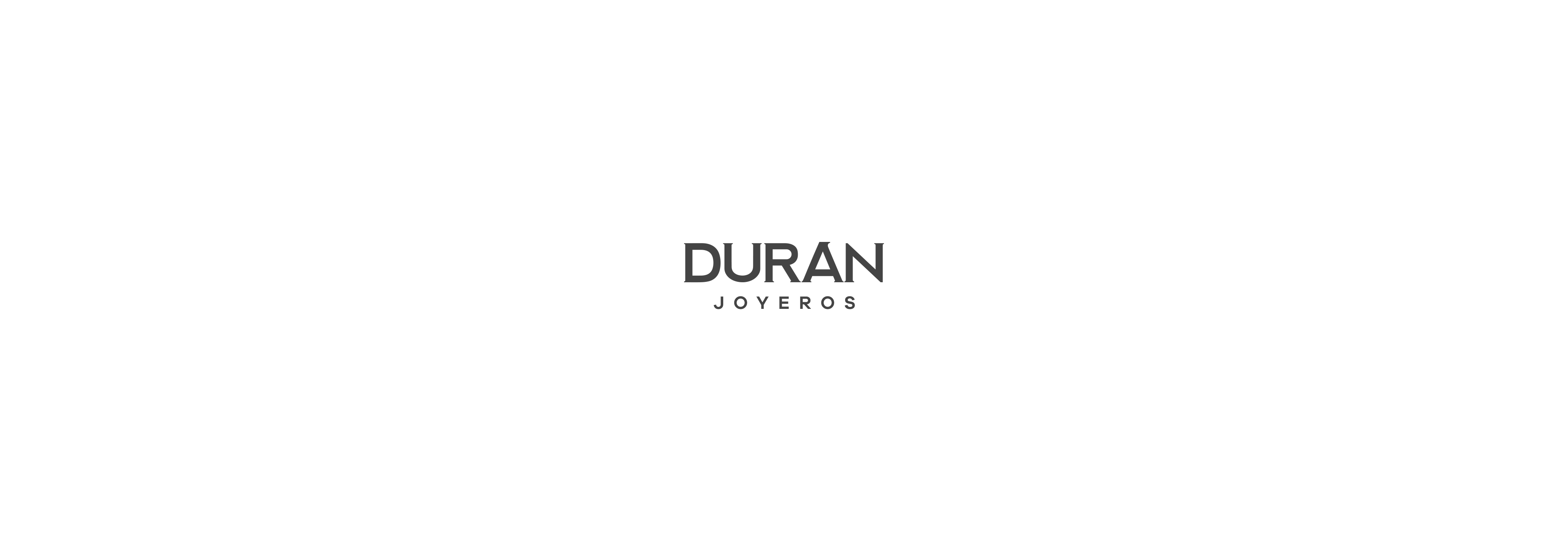 Durán Joyeros Rebranding by Branding by The Woork Co